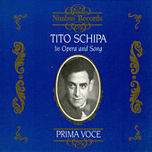 Tito Schipa in Opera and Song von Various Artists