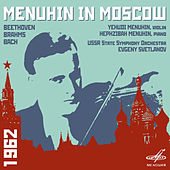 Menuhin in Moscow (Live) by Various Artists