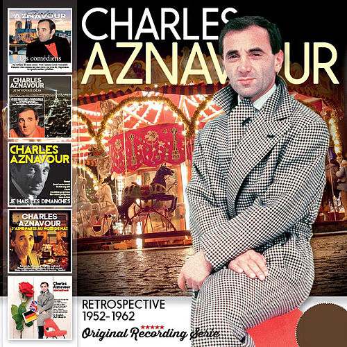 Retrospective 1952-1962 von Charles Aznavour