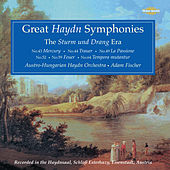 Great Haydn Symphonies: Orchestral Favourites, Vol. XVIII by Austro-Hungarian Haydn Orchestra