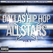 Dallas Hip Hop Allstars, Vol. 1 by Various Artists