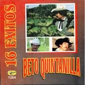 16 Exitos by Beto Quintanilla