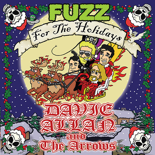 Fuzz for the Holidays von Davie Allan & the Arrows