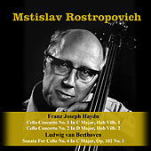 Franz Joseph Haydn: Cello Concerto No. 1 In C Major, Hob Vilb. 1 / Cello Concerto No. 2 In D Major, Hob Vilb. 2 / Ludwig van Beethoven: Sonata For Cello No. 4 In C Major, Op. 102 No. 1 by Various Artists