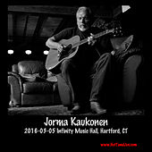 2016-03-05 Infinity Music Hall, Hartford, Ct (Live) by Jorma Kaukonen