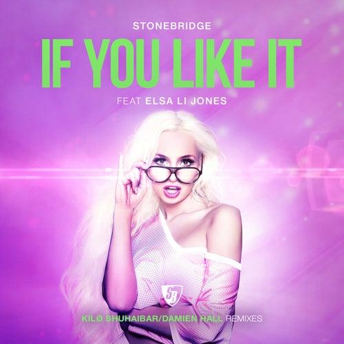 If You Like It (Kilø Shuhaibar/Damien Hall Remixes) by Stonebridge