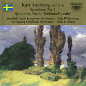 Kurt Atterberg: Symphony No. 1 - Symphony No. 4