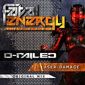 Laser Damage by D-Railed
