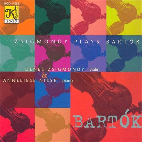BARTOK: Violin Sonatas by Anneliese Nissen