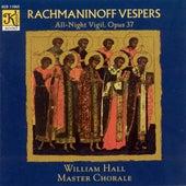 RACHMANINOV: Vespers, Op. 37 by Jonathan Mack