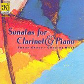 POULENC / DUNHILL / BAX / BERNSTEIN / SCHUMANN: Sonatas for Clarinet and Piano by Charles West