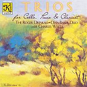 INDY: Clarinet Trio in B flat Major / MUCZYNSKI: Fantasy Trio / BRAHMS: Clarinet Trio in A minor by Charles West
