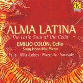 GINASTERA: Pampeana No. 2 / PONCE: Estrellita / FALLA: 7 canciones populares espanoles by Emilio Colon