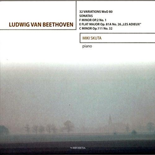 Ludwig Van Beethoven - Piano Sonatas by Miki Skuta