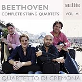Beethoven: Complete String Quartets, Vol. 6 by Quartetto di Cremona