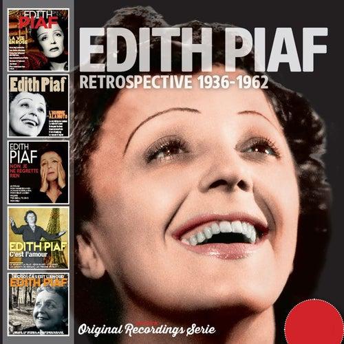 Retrospective 1936-1962 von Edith Piaf
