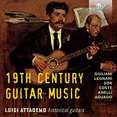 19th Century Guitar Music by Luigi Attademo