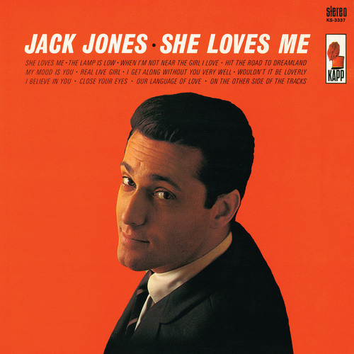 She Loves Me by Jack Jones