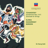 Tchaikovsky: Symphonies 2 & 5 / Russian Orchestral Works by Sir Georg Solti