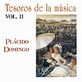 Tesoros de la Música Vol. II, Plácido Domingo by Various Artists