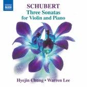 Schubert: 3 Violin Sonatas, Op. 137 by Hyejin Chung