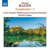 M. Haydn: Symphonies, Vol. 1 by Komorní filharmonie Pardubice