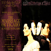 Mozart: The Marriage of Figaro by José van Dam
