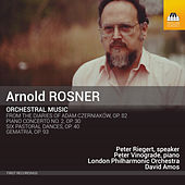 Rosner: Orchestral Music by Various Artists