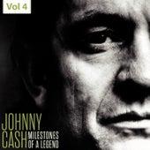 Milestones of a Legend - Johnny Cash, Vol.4 von Johnny Cash