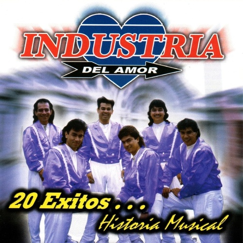 20 Exitos Historia Musical by Industria Del Amor