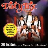 20 Exitos Historia Musical by Tam Y Tex