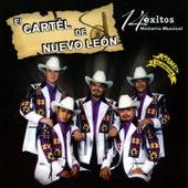 14 Exitos Historia Musical by El Cartel De Nuevo Leon