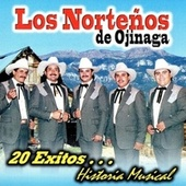20 Exitos Historia Musical by Nortenos De Ojinaga