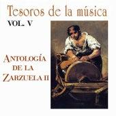 Tesoros de la Música Vol. V, Antología de la Zarzuela II von Various Artists