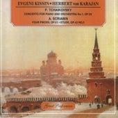 Kissin plays Tchaikovsky & Scriabin by Evgeni Kissin