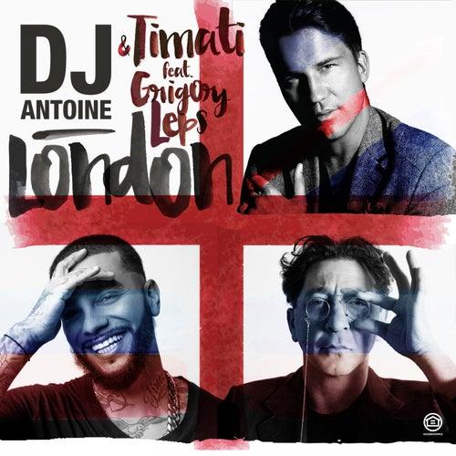 London by DJ Antoine