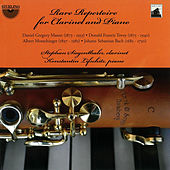 Rare Repertoire for Clarinet and Piano by Konstantin Lifschitz