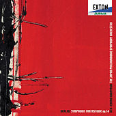 Berlioz: Symphonie Fantastique Op. 14 by Japan Philharmonic Symphony Orchestra