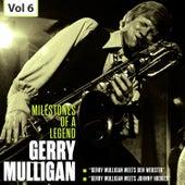 Milestones of a Legend - Gerry Mulligan, Vol. 6 von Various Artists