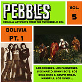 Pebbles Vol. 5, Bolivia Pt. 1, Originals Artifacts From The Psychedelic Era by Various Artists