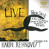Karin Rehnqvist Live by Various Artists