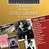 The Songs of George Gershwin by Various Artists