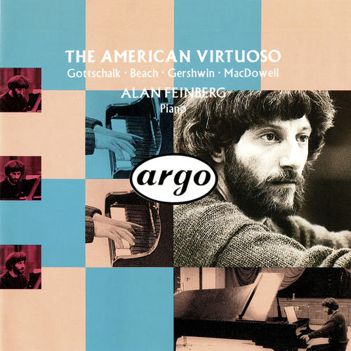 The American Virtuoso by Alan Feinberg