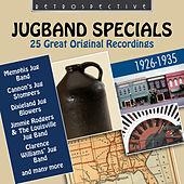 Jugband Specials by Various Artists