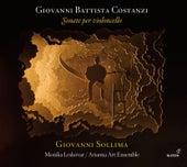 Costanzi: Cello Sonatas - Giovanni Sollima: Il mandataro by Giovanni Sollima