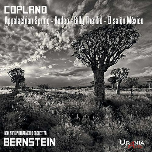Copland: Orchestral Works by New York Philharmonic