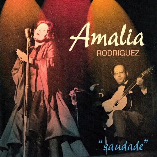 Saudade by Amalia Rodriguez