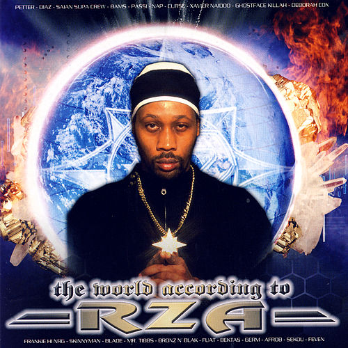 The World According To RZA by Various Artists