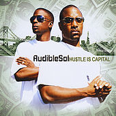 Hustle Is Capital by Audiblesol