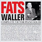 Complete Victor Piano Solos (Bonus Track Version) by Fats Waller